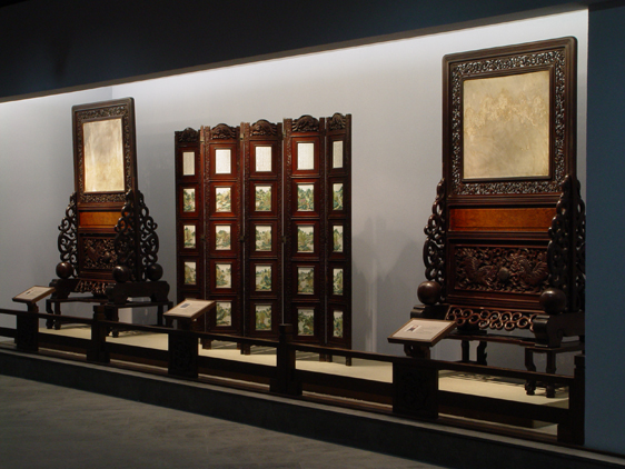 常州博物馆 刘国钧捐献红木家具陈列简介