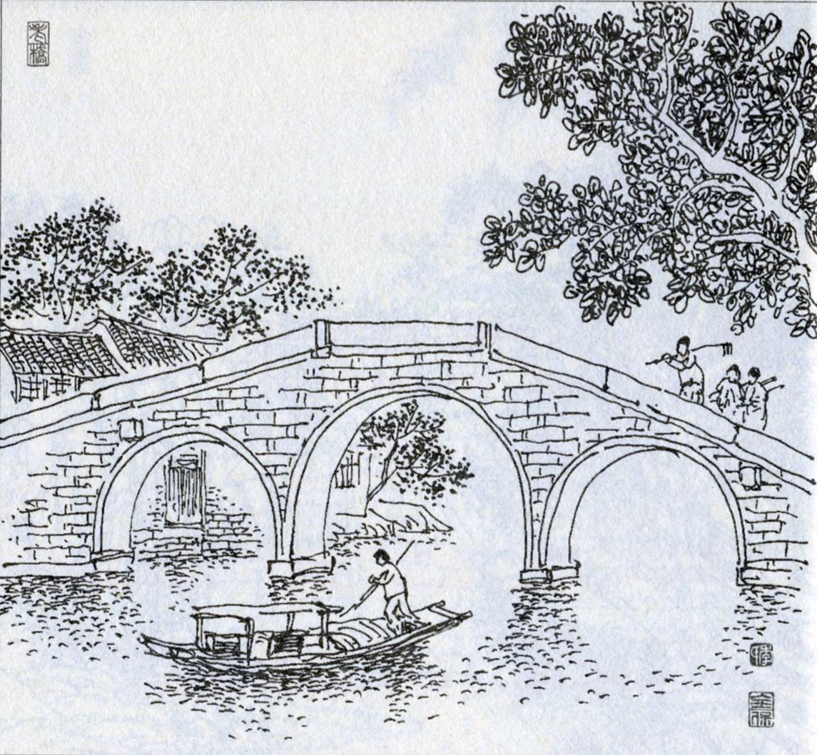 常州手绘简笔画